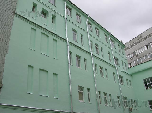 Декоративный камень отделки фасадов фото
