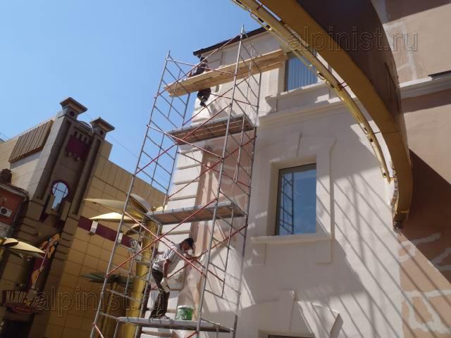 Чем закрыть окна при ремонте фасада