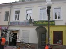 Вот так, теперь стал выглядеть фасад с левой стороны после проведения косметического ремонта.