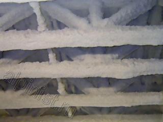 раствор огнезащитной штукатурки СОШ-1 наносился на поверхность металла ферм послойно с видом штукатурки «под шубу»